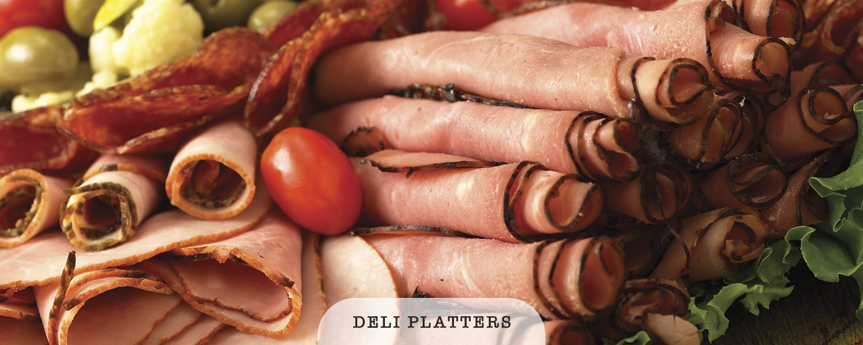 Deli Platters